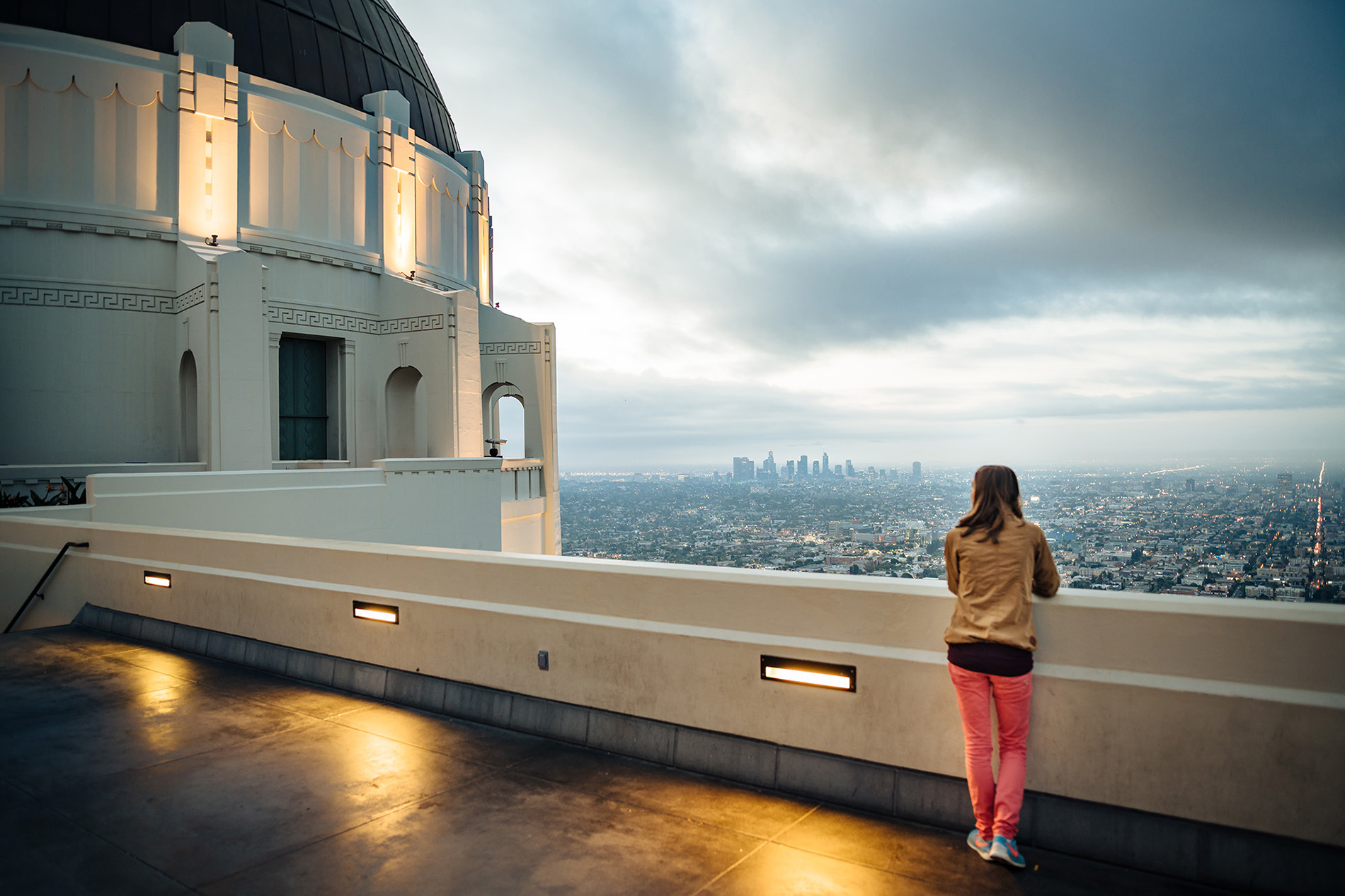 Lisa Spettel, Los Angeles, Observatory, Down Town