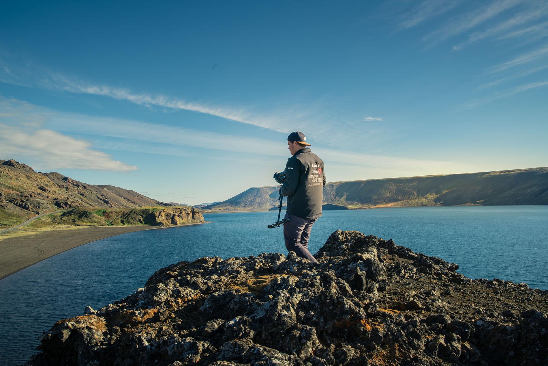 David Spettel, Keflavik, Iceland, videography, davision pictures
