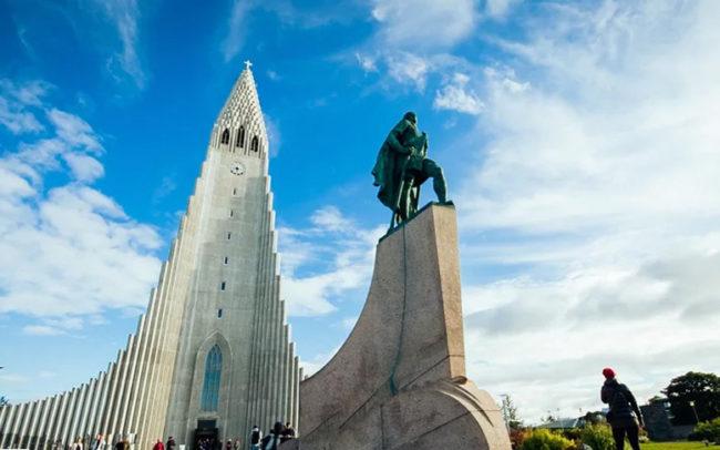 Reykjavik, Rhomberg Reisen, David Spettel, halligrimska, Seljandfoss, Skogarfoss, plane,